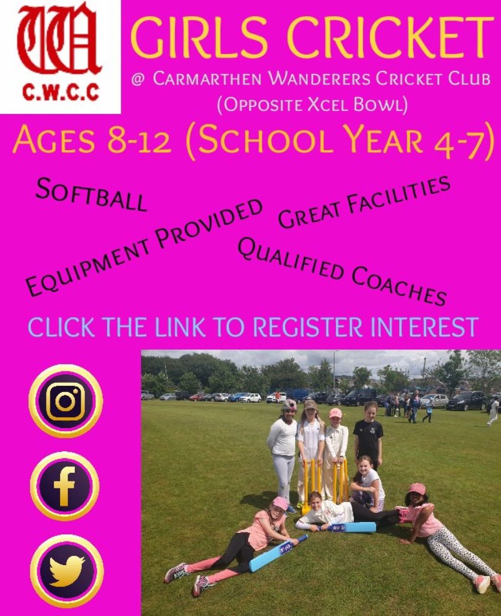 Girls Cricket is on the Up