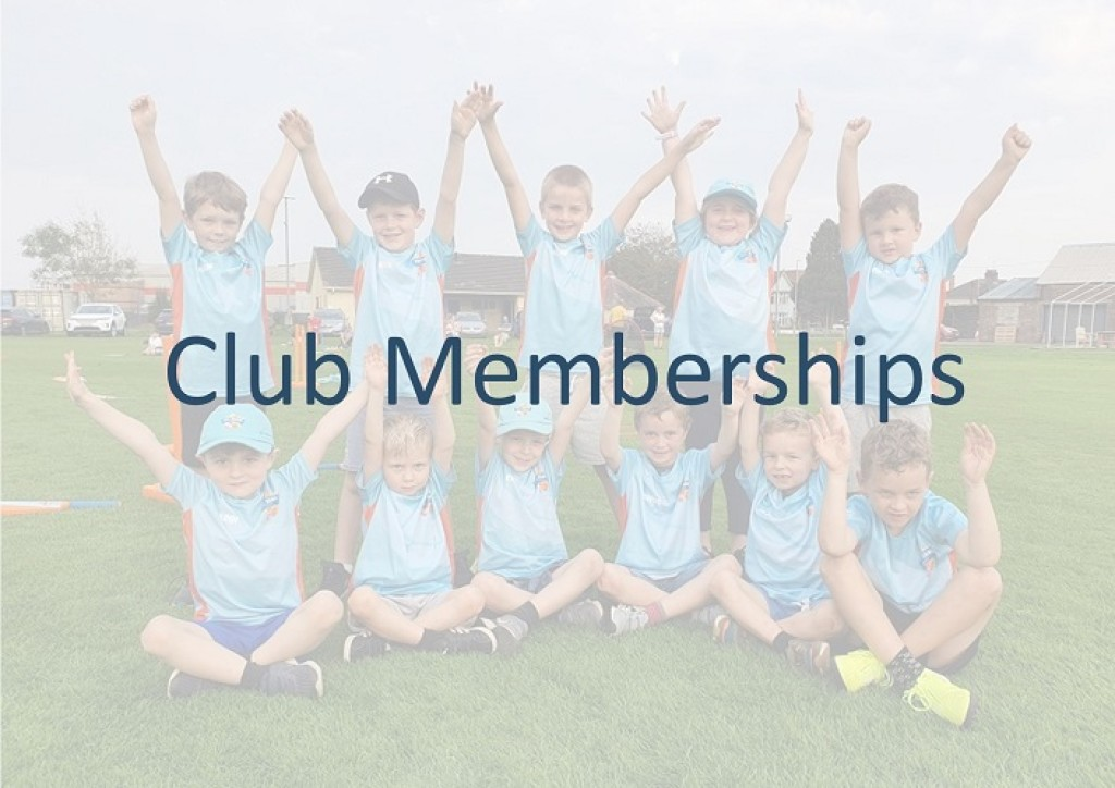 Club Memberships 2021